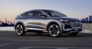 The new car is billed as an SUV coupé, a format that has had mixed success in European markets, but has proved to be a hit in Asia