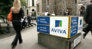 A spokeswoman for Aviva said that John Quinlan remained the chief executive of the Irish general insurance unit, but declined to comment further.