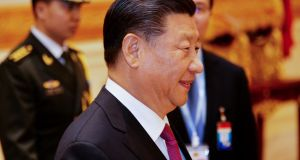 Chinese president Xi Jinping. Photograph: Thet Aung/AFP via Getty