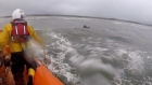 Bundoran RNLI rescue horse one kilometre off Donegal coast