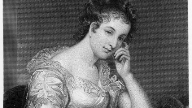 Maria Edgeworth: The science of population and political economy became major themes of her work. Photograph: Hulton Archive/Getty Images