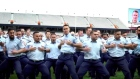 NZ police perform emotional haka during slain offcer's funeral