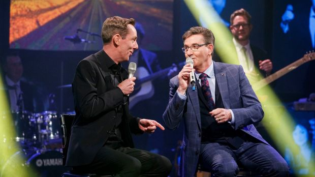 Ryan Tubridy and Daniel O'Donnell on The Late Late Show Country Special