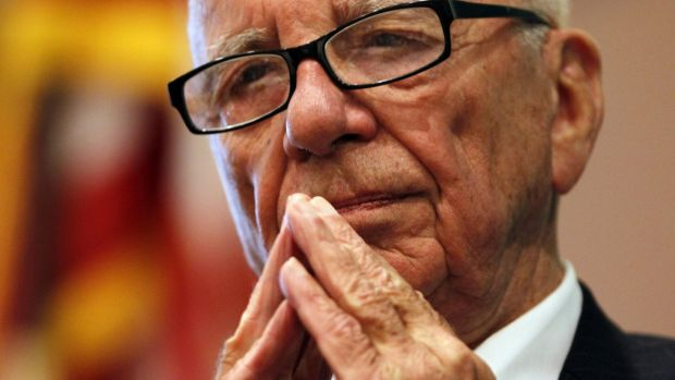 News Corp chairman and chief executive Rupert Murdoch in August 2012. Photograph: Jessica Rinaldi/Reuters