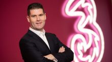 Padraig Sheerin, head of SME with telecoms group Three Ireland. Photograph: Naoise Culhane