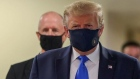 Trump's evolving position on wearing a face mask