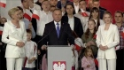 Andrzej Duda wins presidential election in Poland
