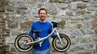 Simon Evans set up children's bicycle company Little Big Bikes.