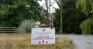 The site in Donnybrook that Cairn Homes bought from RTÉ in 2017. Photograph: Dara Mac Dónaill