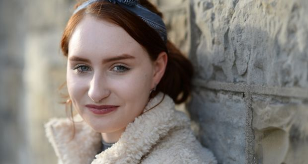 Bronagh Loughlin: 'I am quite a positive person; I have goals, dreams and ambitions.' Photograph: Dara Mac Dónaill / The Irish Times