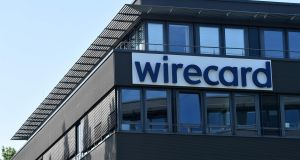 Last month Wirecard filed for insolvency after disclosing that the outsourced operations had been misrepresented to shareholders and that €1.9bn in cash linked to the operations probably did 'not exist'. File photograph: Christof Stache/AFP via Getty Images