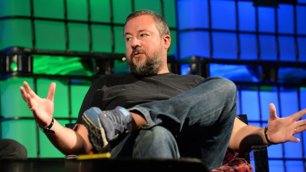 Shane Smith, founder of Vice.