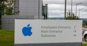 Apple's Hollyhill campus in Cork: EU court decision 'should curtail EU commission posturing on State aid', Chartered Accountants Ireland said. Photograph: David Creedon/Anzenberger