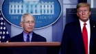 Fauci calls White House attacks on him 'bizarre'