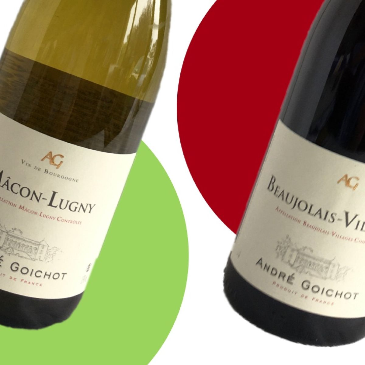 Two Lesser Known White And Red Burgundy Wines For 10