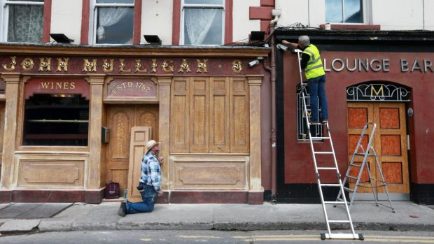 Simon Harris: We can't presume that Covid-19 is gone because it's not. Photograph: Alan Betson / The Irish Times
