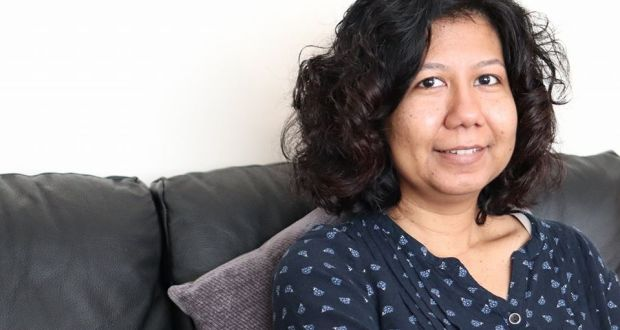 Prerna Shah, who lives in Stillorgan with her husband: 'If you were to ask me, even a decade from today, what made coming home to Ireland so beautiful after an anxiety ridden journey – I would say, the warmth and kindness of our neighbours and the chattiness of our driver.'