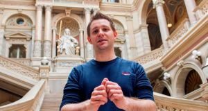 For the second time, a Facebook-related complaint that privacy campaigner Max Schrems initially took to the Irish Data Protection Commissioner has been adjudicated with sweeping effect in Europe's highest court. Photograph: Christian Bruna/AFP via Getty Images