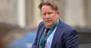 Minister for Housing Darragh O'Brien has said the freeze on rents and evictions will be extended from Monday. Photograph: Alan Betson/The Irish Times