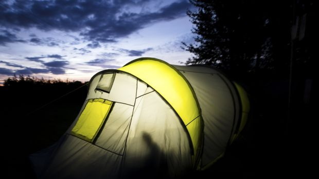 Many of us are in possession of all of the necessary equipment to survive – and enjoy – a night in the wild