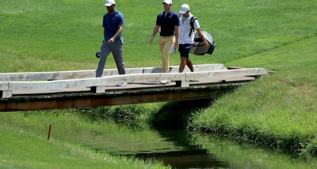 Rory Mcilroy Blows Hot And Cold In Second Round At Memorial