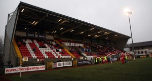 Cliftonville have been one of the clubs most outspoken against the move. Photo: Freddie Parkinson/Inpho