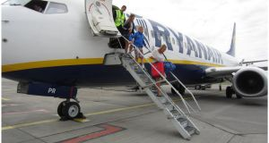 Earlier this month, Ryanair said it would slash 1,000 flights from its Republic-UK schedules.