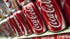 Coca-Cola's second-quarter sales fell by 28 per cent year on year to $7.2 billion. Photograph: Ramin Talaie/Bloomberg