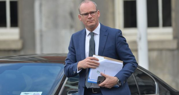 Simon Coveney has acknowledged there is some confusion about the Government's travel 'green list' but has denied  the Coaliton made a 'hames' of its advice on the issue. Photograph: Alan Betson/The Irish Times.