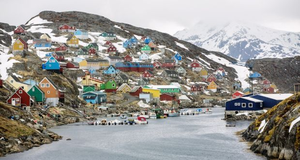 Greenland is one of the 15 countries on the new Government travel green list. Photograph: Getty Images