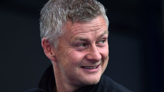 Chelsea, Leicester City and Ole Gunnar Solskjaer's Manchester United team are all fighting for the final two Champions League places. File photograph: Getty Images