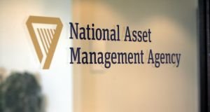 Nama recorded a loss of €49 million for the quarter – against a €41 million profit over the same period last year. Photograph: Cyril Byrne / The Irish Times
