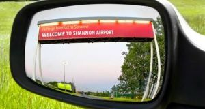 Shannon Airport split from the DAA in 2013, and is now part of the combined aviation, property and tourism State company Shannon Group. Photograph: Getty Images