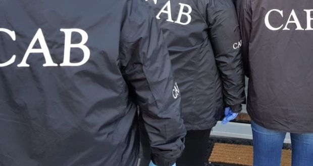 The Criminal Assets Bureau can seize assets                         in Ireland without a conviction, providing it                         can prove on the balance of probabilities they                         resulted from criminal activity. File                         photograph: An Garda Síochána