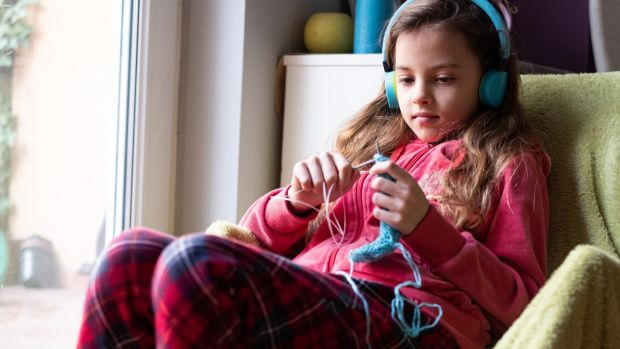 Unless studying home economics, most kids these days will have no experience of needlework. Photograph: iStock