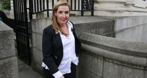 Vicky Phelan has criticised the Government for failing to take on board the more serious recommendations of the Scally report. File photograph: Nick Bradshaw/The Irish Times