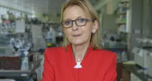 Prof Therese Kinsella, founder and chief executive of Atxa Therapeutics. Photograph: Vincent Hoban