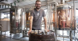 Liam Tutty of Dead Centre Brewing