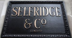 "Sales at Selfridges are set to be ""significantly less"" than last year due to coronavirus. Photograph: Yui Mok/PA Wire"