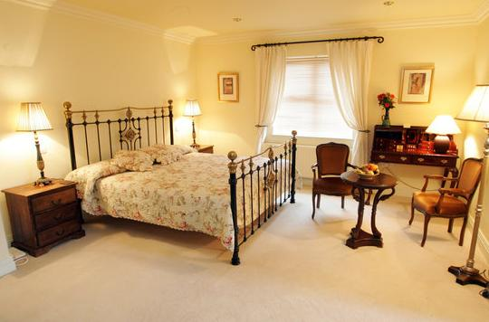 Top small hotel: Heaton's Guesthouse, in Dingle, Co Kerry
