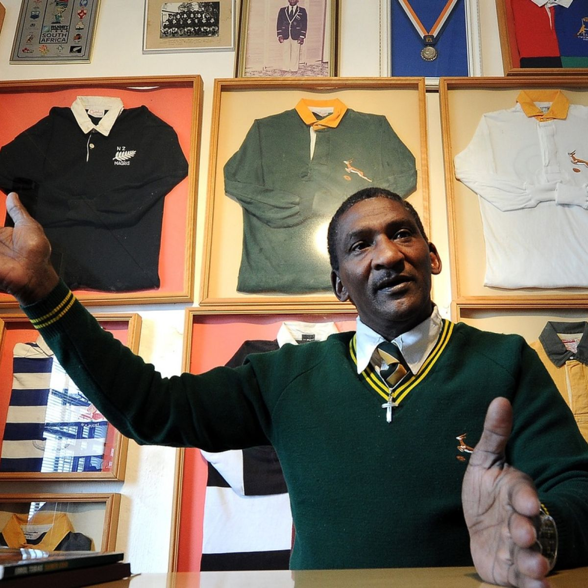 Errol Tobias: 'I wanted to show what was possible when you looked beyond  colour'