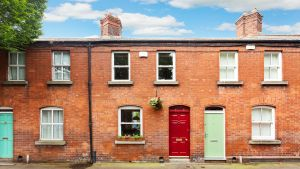 11 Reginald Street, Dublin 8: property extending to 786sq ft has been completely renovated