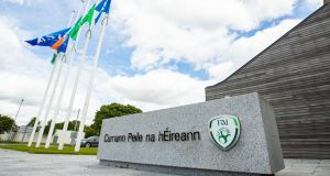 The FAI are in line to receive €5.5m in funding from Fifa. Photo: Tommy Dickson/Inpho
