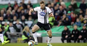 Dundalk have re-signed David McMillan. Photo: Ryan Byrne/Inpho