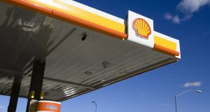 Shell, the world's largest retailer with over 40,000 petrol stations, also saw a 39 per cent drop in fuel sales. Photograph: iStock