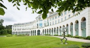 Win a two-night stay with breakfast and dinner at Powerscourt Hotel Resort & Spa