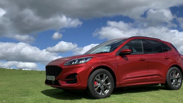Ford Kuga Impressive Plug In Hybrid Suv Underlines Motor Giant S