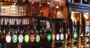 TDs said a package of supports was required to avoid the mass closures of pubs due to the pandemic. Photograph: Getty