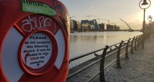 It is costing the council in excess of €20,000 a year to replace lost ring buoys
