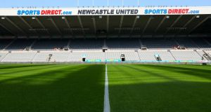 Saudi Arabia's Public Investment Fund, PCP Capital Partners and Reuben Brothers have announced in a statement they are withdrawing from the process to buy Newcastle. File photograph: PA